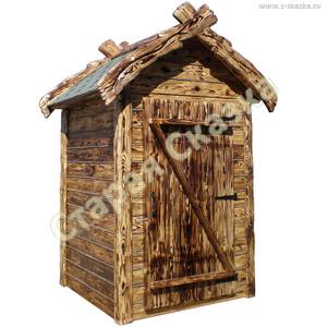 Декоративный туалетный домик «Нужда-3»