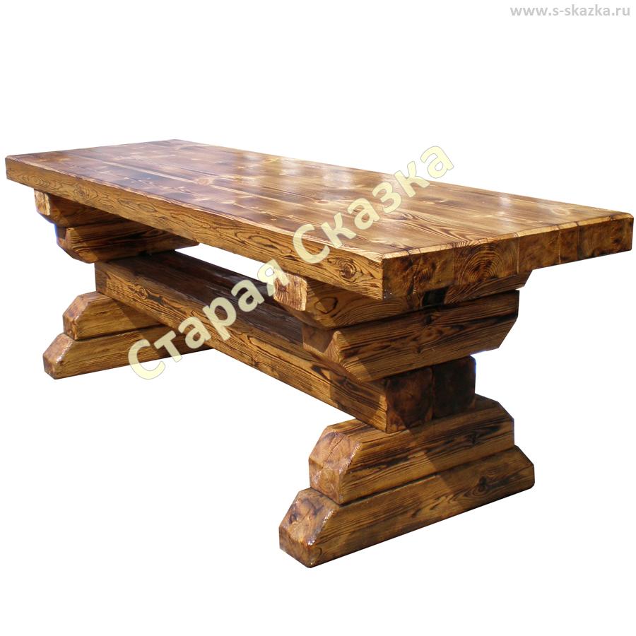 мебель из массива дерева своими руками фото
