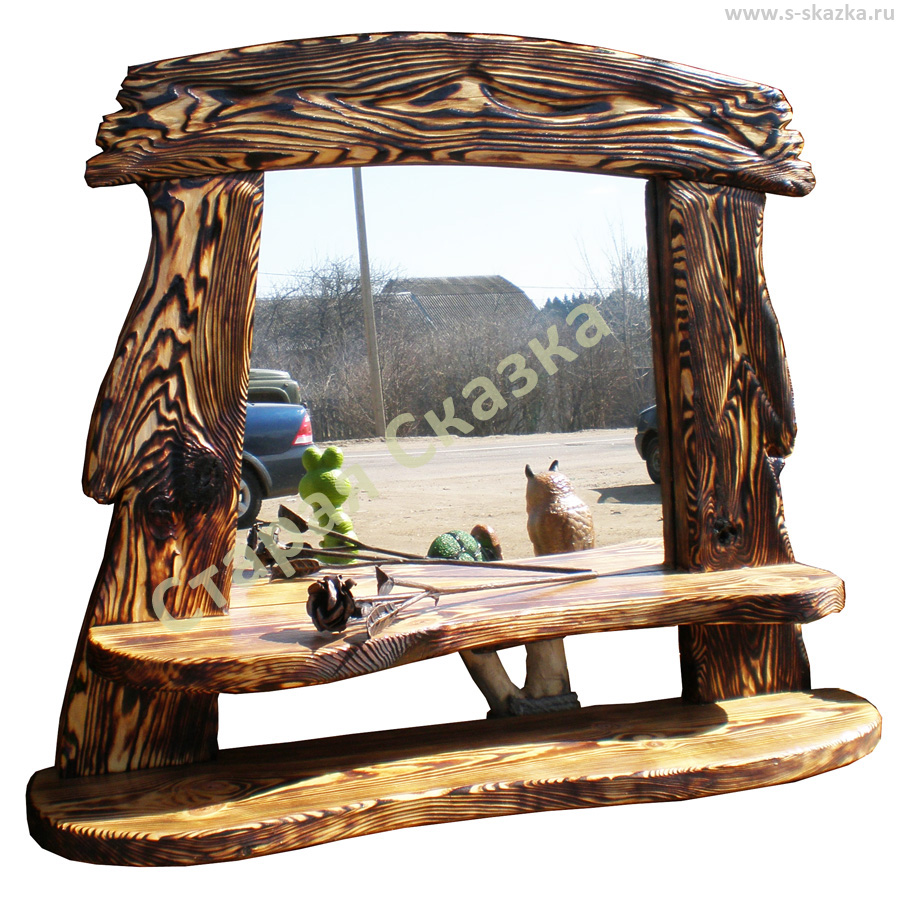 Деревянные рамы для зеркал своими руками